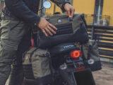 Kappa Rambler Range bolsas blandas moto equipaje 20