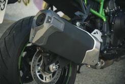Kawasaki Z H2 2020 detalles 4