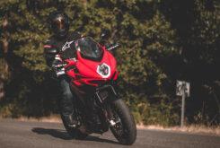 MV Agusta Turismo Veloce 800 Rosso 2020 pruebaMBK (12)