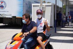 Marc Marquez fit GP Andalucia MotoGP 2020
