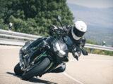 Prueba Kawasaki Z H2 2020 4