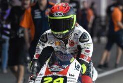 Tatsuki Suzuki pole Moto3 Qatar