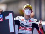 Tatsuki Suzuki victoria Moto3 GP Andalucia