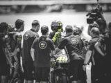 Valentino Rossi podio GP Andalucia 2020