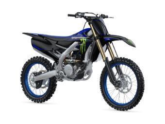 Yamaha YZ250F 2021 Monster Energy