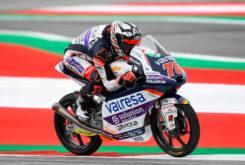 Albert Arenas Moto3 Austria 2020