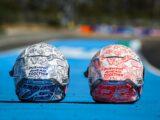 Alex Marquez Marc Marquez MotoGP Jerez cascos