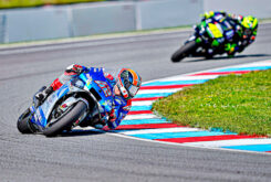 Alex Rins carrera MotoGP Brno 2020