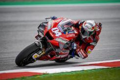 Andrea Dovizioso Ducati MotoGP Austria 20201