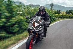 Aprilia RS 660 video