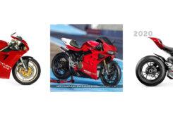 Ducati Panigale V4 916 concept
