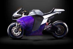 Emula moto electrica gasolina 2electron mcfly