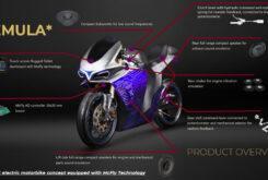Emula moto electrica gasolina mcfly sonido