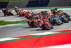 Horarios MotoGP Austria GP Estiria 2020