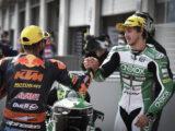 Remi Gardner y Jorge Martin Moto2 GP Austria Clasificacion