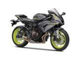 Yamaha YZF R7 2021 bikeleaks