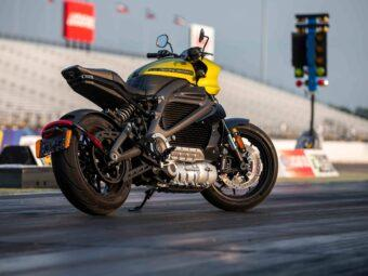 Harley Davidson Livewire records (2)