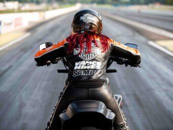 Harley Davidson Livewire records (3)