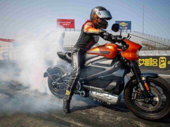 Harley Davidson Livewire records (4)