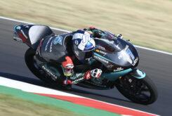 John McPhee Moto3 GP San Marino 20202