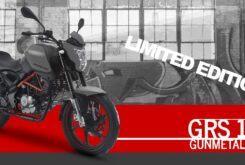 KSR Moto GRS 125 Gunmetal gris 2020