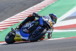 Luca Marini Moto2 GP San Marino 2020