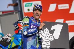 Matteo Ferrari victoria MotoE Misano