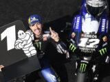 Maverick Viñales Yamaha MotoGP Emilia Romagna 20205