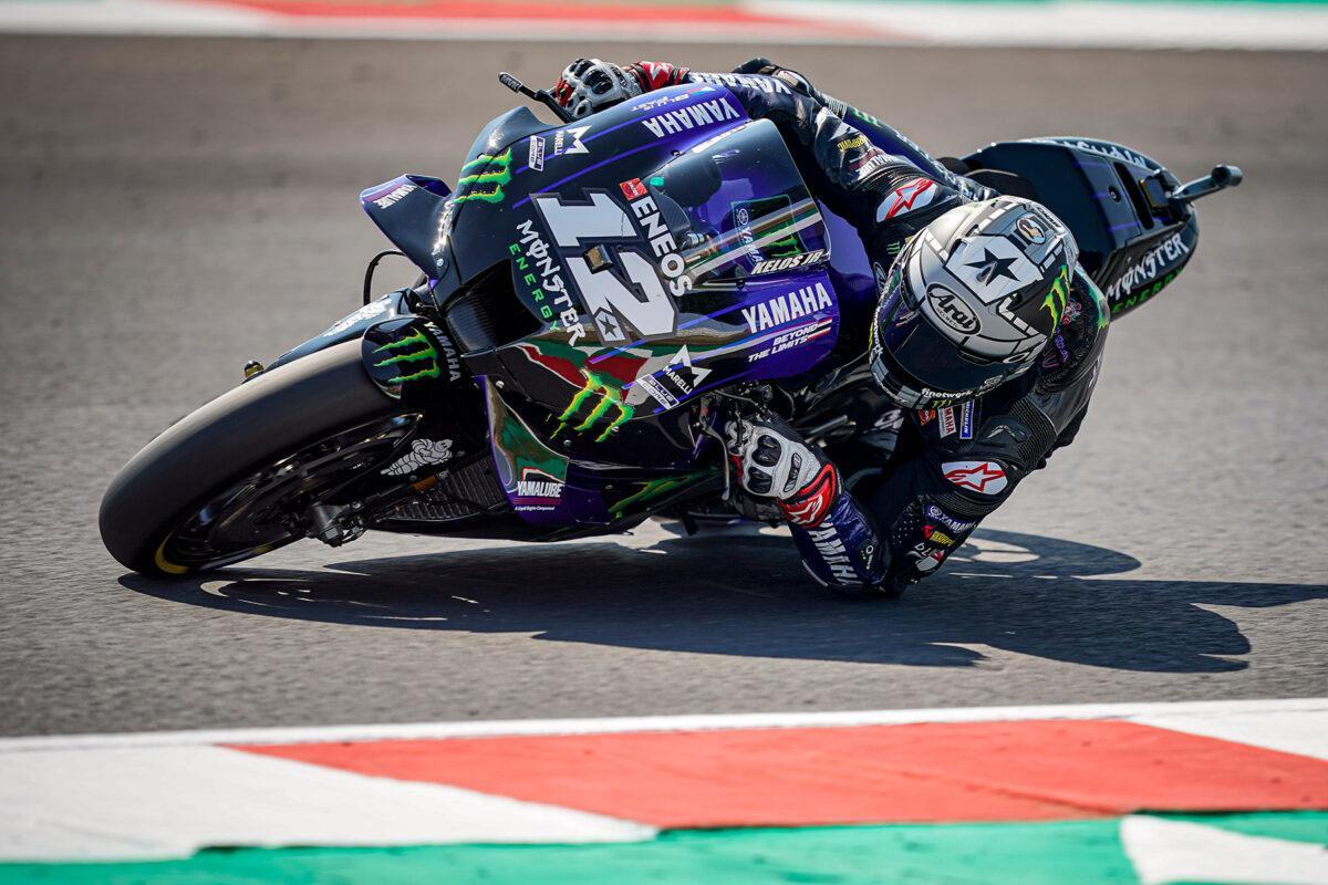 Maverick Vinales MotoGP Misano 2020 (6)