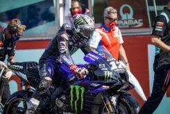 Maverick Vinales MotoGP Misano 2020 carrera
