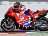 Pecco Bagnaia record velocidad punta MotoGP Montmelo