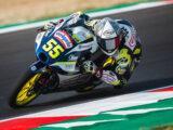 Romano Fenati victoria Moto3 Misano 2020