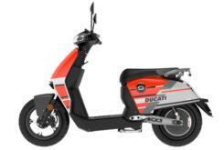 Super Soco CUx Ducati Special Edition 2020