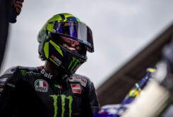 Valentino Rossi Yamaha MotoGP GP Cataluña 20205