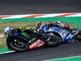 Valentino Rossi Alex Rins MotoGP Misano 2020