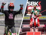 WSBK Montmelo Catalunya SBK Supersport 01