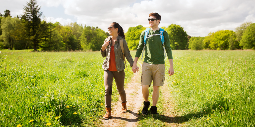 Popular dates that are a walk in the park!