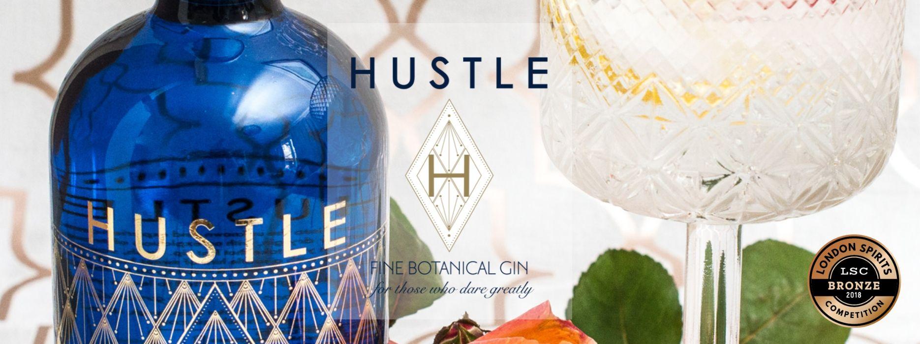 Hustle Fine Botanical Gin