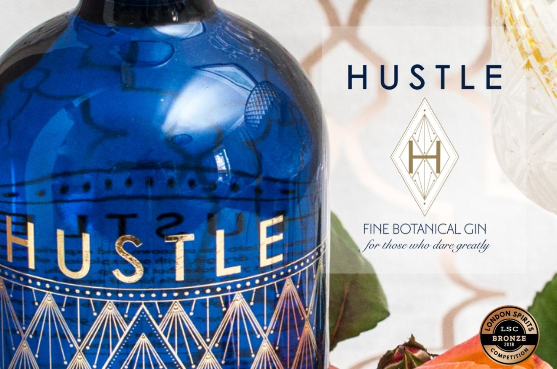 Hustle Fine Botanical Gin