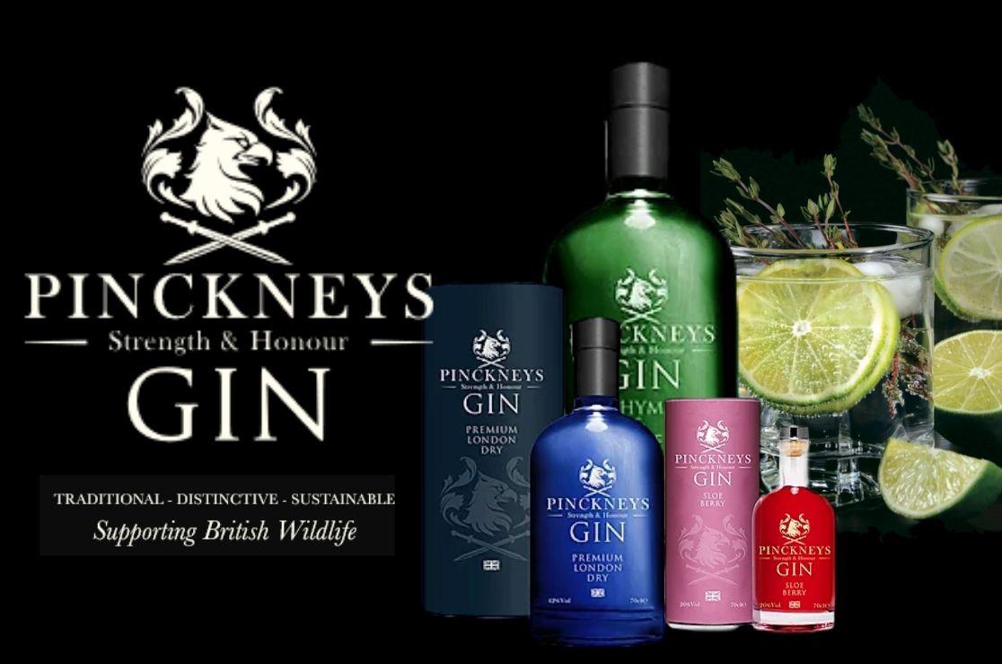Pinckneys Gin