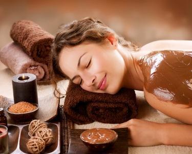 Esfoliação Chocolate | Gena Day Spa - Sesimbra
