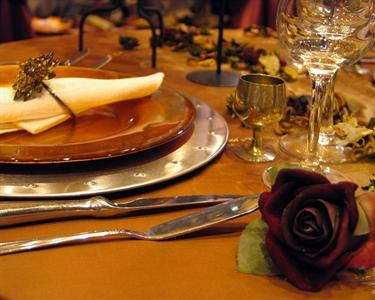 Jantar Romântico no Afreudite