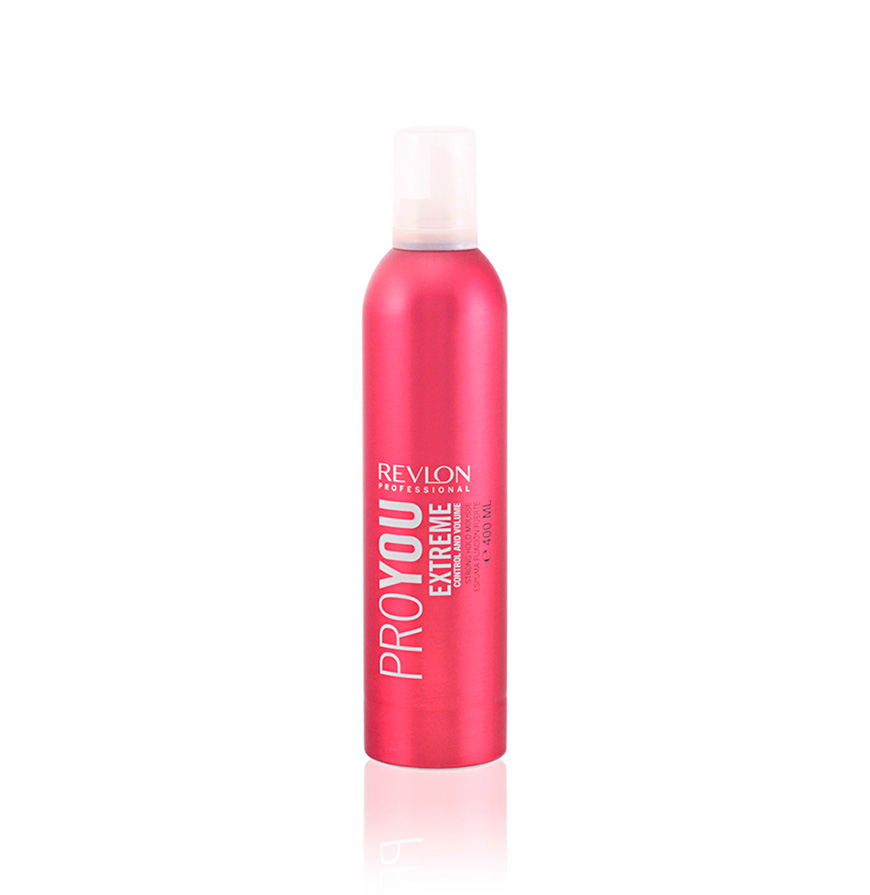 Mousse Volume Revlon® Fixação Forte | 400 ml