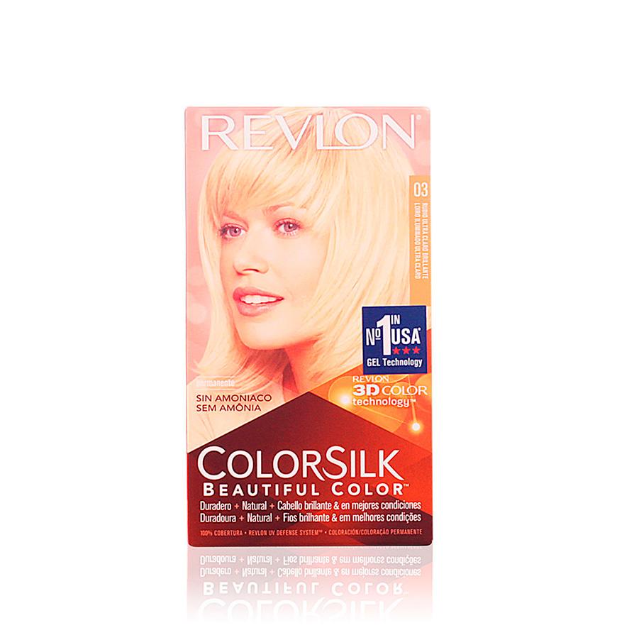 Coloração Permanente  Revlon® Louro Iluminado Ultra Claro | Nº 03