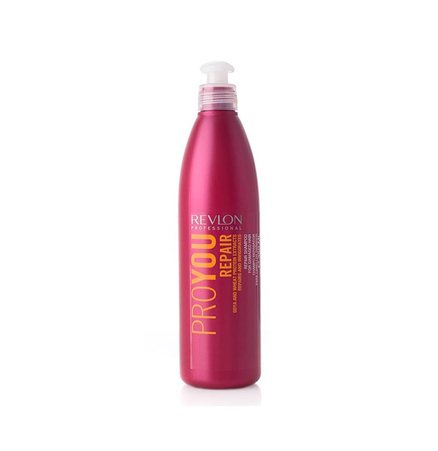 Champô Reparador Revlon® p/ Cabelos Estragados | 350 ml