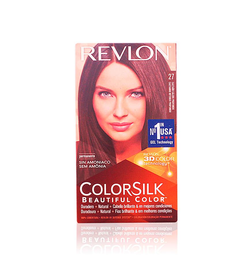 Coloração Permanente Revlon® Castanho Profundo   Nº 27