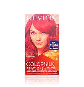 Coloração Permanente Revlon® Vermelho Vibrante | Nº 35