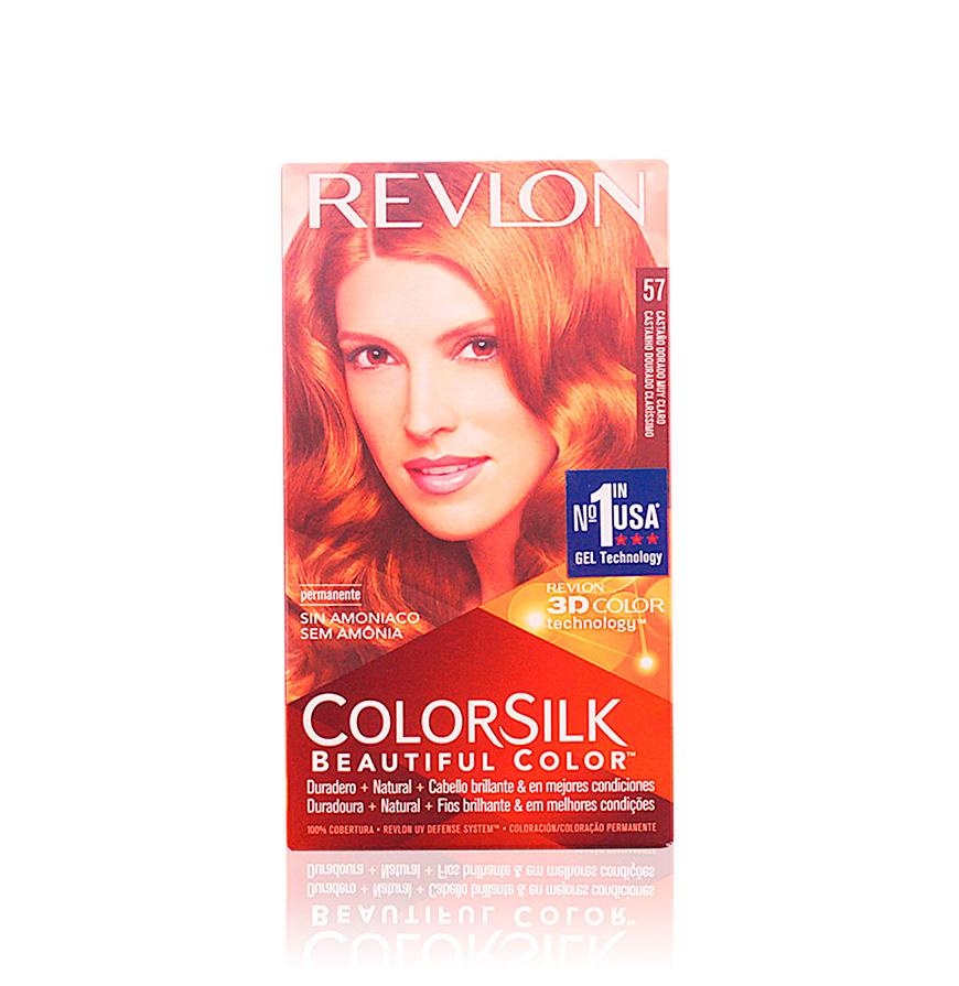 Coloração Permanente Revlon® Castanho Dourado | Nº 57