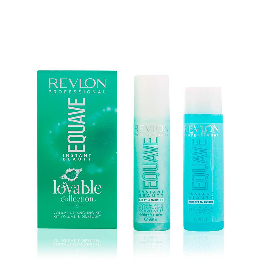 Kit Revlon® Desembaraçar e dar Volume
