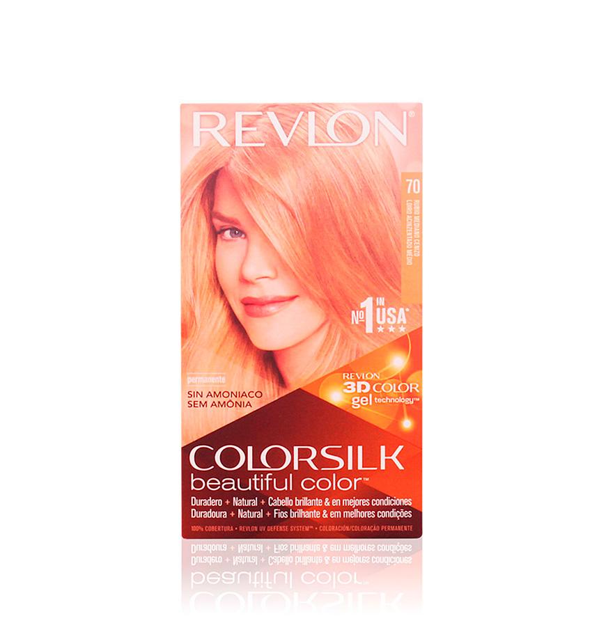 Coloração Permanente Revlon® Louro Médio Acizentado   Nº 70
